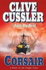 Corsair, Clive Cussler, Jack Du Brul, 0399155392, Book, Acceptable