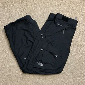 The North Face Hyvent Ski Trousers Cargo Pants Heavyweight Salopette L