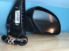 Gm-900 Tahoe Suburban Yukon Passenger Side Door Power Mirror Brand New black