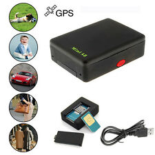 Real Time Car Kids Tracker GSM/GPRS/GPS Global Locator Vehicle Tracking Device