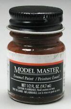 Testors 1785 Rust Color Enamel Paint 1/2 oz. Flat Model Master
