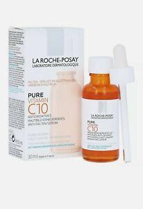 La Roche Posay Pure Vitamin C10 Anti Wrinkle Serum 30ml FAST DISPATCH