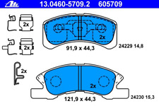 Bremsbelagsatz Scheibenbremse - ATE 13.0460-5709.2