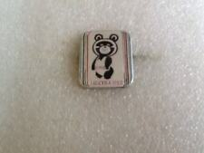 Moscow 1980 Olympics-Misha Bear Mascot pin/badge-Model 45