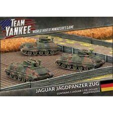 JAGUAR JAGDPANZER ZUG  - TEAM YANKEE - TGBX04  -