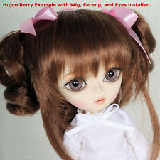 Hujoo 24cm Berry Fashion Doll Blank Apricot ABS BJD in USA