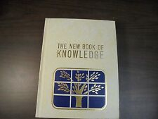 Grolier: The New Book Of Knowledge A-1 HB 1979