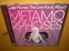 CUTIE HONEY (キューティーハニー) THE LIVE metamorphoses VOCAL ALBUM CD hits