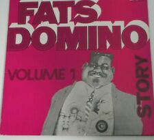 """33 T FATS DOMINO   UNITED ARTISTS  """" STORY - VOLUME 1 """""""