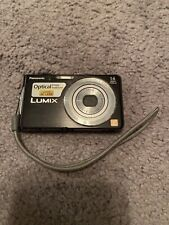 Panasonic LUMIX DMC-FH2/DMC-FS16 14.1MP Digital Camera - Black