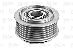 VALEO Freewheel Alternator Clutch Pulley Fits AUDI A4 A6 2.4-3.2L 2004-2011