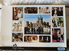 Downton Abbey Gibsons 1000 Piece Castle Jigsaw Puzzle. COMPLETE