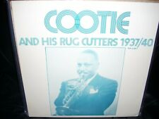COOTIE WILLIAMS and his rug cutters 1937 ~ 40 ( jazz )