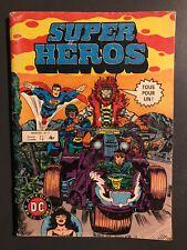 SUPER HEROS (Arédit DC en couleurs) - T3