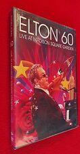 NEW Elton John: Elton 60 - Live at Madison Square Garden DVD NEW