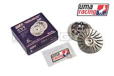 UMA Racing Pulley/Variator/Weights - Yamaha NVX/Aerox/NMAX 155