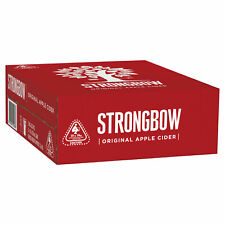 Strongbow Classic Apple Cider 30 x 375mL Cans