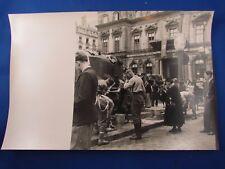 ancien photo guerre militaire lyon occupation wehrmacht 1940 terreaux toilette