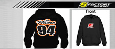 CUSTOM NAME AND NUMBER  HOODIE SWEAT SHIRT MX MOTOCROSS  Style #8