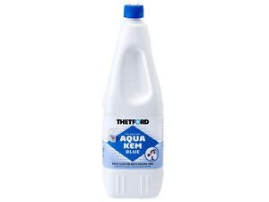 Thetford Aqua Kem Blue 2 Litre Toilet Fluid for your Porta Potti