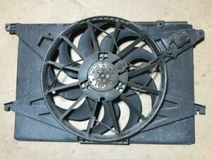 Ford Territory SX-SY TX TS Ghia radiator thermo fan only