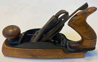 Antique Stanley Rule & Level Co. No.35 Wood Plane L.BAILEY'S Pat. Dec 24, 1867