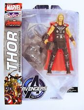 "Marvel Select Avengers 2 Age of Ultron Thor 7"" Action Figure"