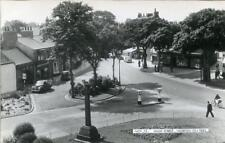 REAL PHOTO POSTCARD HIGH STREET, NORTON ON TEES, COUNTY DURHAM BY FRITH #NOT12