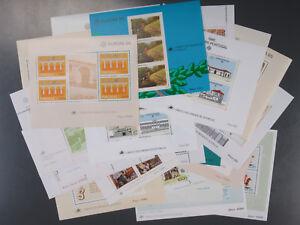 CEPT Portugal, Azoren, Madeira Blocklot   Michelwert 2018 318,50 € (2358)