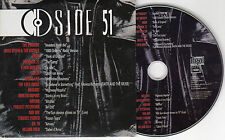 PRODIGY INVADERS MUST DIE RARE FRENCH VA PROMO CD IN CARD PS