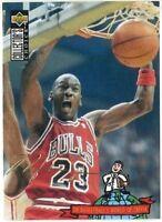 1994 UPPER DECK JORDAN COLLECTORS CHOICE GOLD SIGNATURE EURO 402 BASKETBALL CARD