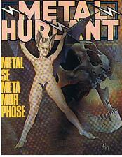METAL HURLANT N° 25 METAL SE METAMORPHOSE COUV ASLAN 1978 TRES BON ETAT