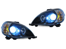 FACELIFT BLACK PROJECTOR 1998-2001 MERCEDES W163 M/ML CLASS XENON HID HEADLIGHT