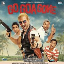 GO GOA GONE - NEW EROS ORIGINAL BOLLYWOOD CD - FREE UK  POST