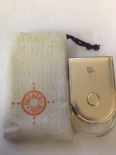 Voyage D'Hermes 1.18 oz / 35 ml EDT Refillable Spray WITH POUCH NO BOX