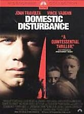 Domestic Disturbance (DVD, 2002) - John Travolta, Vince Vaughn