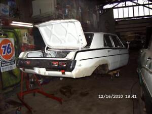 Dodge Dart 1972 , Haubenschaniere,Haubenschanier