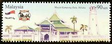 Malaysia 2014 Opt. Melaka & Jogja: City of Museum ~ Mint