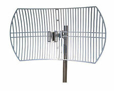 ZDA Parbolic Grid Antenna, 1850-1990MHz, 20 DBi gain, for 3G PCS