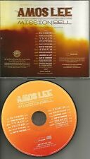 AMOS LEE w/ LUCINDA WILLIAMS & Willie Nelson Mission Bell ADVNCE PROMO DJ CD