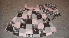 GYMBOREE 12-18 DRESS HAT SET TULIP GARDEN