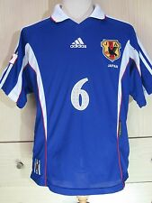 JUNICHI INAMOTO JAPAN ADIDAS 1999 EQUIPMENT VINTAGE FOOTBALL SHIRT PLAYER ISSUE