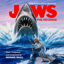 Jaws the revenge cd sealed intrada michael small