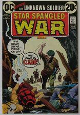 Star Spangled War Stories #170 (Jun 1973, DC), FN-VFN, Unknown Soldier stars