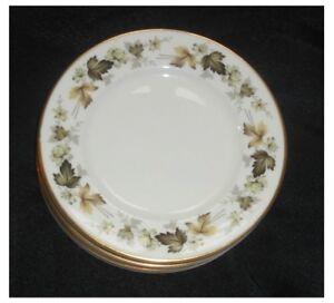 6 x Royal Doulton Larchmont Side Plates 16.5cms diameter