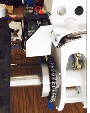 SPANGLERS ATC70 TRX70 BATTERY BOX RAW FINISH