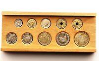 Spain-Juan carlos I. Nuevo sistema monetario 1990. UNC/SC. Estuche FNMT