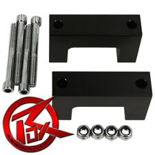 """95-11 Explorer Ranger Expedition F150 F250 2"""" Front Lift Delrin Shock Extenders"""