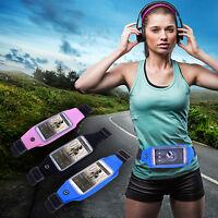 Sport Jogging Running Bag Waterproof Belly Waist Pack Belt Pouch For Smartphone