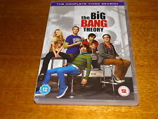 THE BIG BANG THEORY COMPLETE FIRST SEASON 1  DVD *BARGAIN*